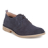 Selected Homme Men's Royce Suede Shoes - Navy Blazer: Image 5