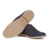 Selected Homme Men's Royce Suede Shoes - Navy Blazer: Image 6