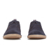 Selected Homme Men's Royce Suede Shoes - Navy Blazer: Image 4