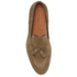 Selected Homme Men's Bolton Suede Loafers - Tan: Image 3