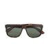 Selected Homme Men's Alberto Clubmaster Sunglasses - Tortoise Shell: Image 1