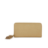 UGG Women's Rae Leather Zip Around Wallet - Tawny: Image 1