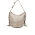 UGG Women's Lea Leather Hobo Bag - Taupe: Image 1
