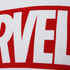 Marvel Comics Men's Core Logo T-Shirt - White: Image 4