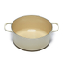 Le Creuset Signature Cast Iron Round Casserole Dish - 28cm - Almond: Image 2