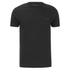 Brave Soul Men's Faustian Zip Pocket T-Shirt - Black: Image 1