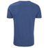 Brave Soul Men's Arkham Pocket T-Shirt - Vintage Blue: Image 2