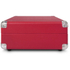 Crosley Cruiser Portable Turntable with Built-In Stereo Speakers - Red