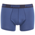 Puma Men's 2 Pack Basic Trunks - Navy/Royal: Image 4
