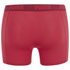 Puma Men's 2 Pack Basic Boxers - Red/Grey