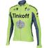 Tinkoff BodyFit Pro Windstopper Jacket 2016 - Yellow: Image 1