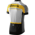 Skins Cycle Men's Promo Short Sleeve Jersey - Black/Yellow/White: Image 2