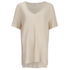 Gestuz Women's Poppy Short Sleeve Top - Smoke Gray: Image 1