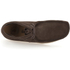 Clarks Originals Men's Wallabee Boots - Brown Suede: Image 3