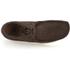 Clarks Originals Men's Wallabee Boots - Brown Suede: Image 3