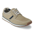 Clarks Men's Beachmont Edge Nubuck Trainers - Taupe: Image 4