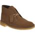 Clarks Originals Men's Desert Boots - Cola Suede: Image 2