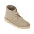 Clarks Originals Women's Suede Desert Boots - Sand: Image 4