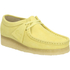 Clarks Originals Women's Wallabee Shoes - Pale Lime: Image 2