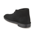 Clarks Originals Men's Desert Boots - Black Suede: Image 4