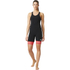 adidas Women's Adistar Bodysuit - Black/Red: Image 3