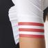 adidas Women's Adistar Short Sleeve Jersey - Black/Shock Red: Image 5