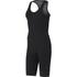 adidas Women's Adistar Bodysuit - Black: Image 1