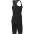 adidas Women's Adistar Bodysuit - Black: Image 2