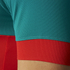 adidas Response Team Short Sleeve Jersey - Vivid Red/Green: Image 8