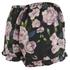 MINKPINK Women's Night Garden Satin Shorts - Multi: Image 4