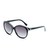 Lacoste Women's Round Sunglasses - White/Black: Image 2