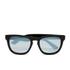 Lacoste Unisex Wayfarer Sunglasses - Black Matt: Image 1