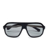 Calvin Klein Jeans Men's Aviator Sunglasses - Black: Image 1