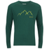 Sprayway Men's Source Long Sleeve T-Shirt - Evergreen: Image 1