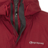 Sprayway Men's Nyx Waterproof Shell Jacket - Burgundy: Image 3