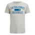 Jack & Jones Men's Seek T-Shirt - Treated White: Image 1