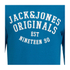 Jack & Jones Men's Seek Crew Neck Sweatshirt - Mykonos: Image 3