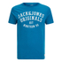Jack & Jones Men's Seek T-Shirt - Mykonos: Image 1
