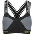 Skins DNAmic Women's Speed Crop Top - Black/Limoncello: Image 1