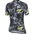 Sportful Game Children's Short Sleeve Jersey - Grey/Yellow: Image 1