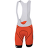 Sportful Tour Max Bib Shorts - Red/Black: Image 1
