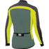 Sportful Pista Long Sleeve Jersey - Green/Yellow/Grey: Image 2