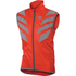 Sportful Reflex Gilet - Red: Image 1
