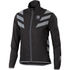 Sportful Reflex Childrens Jacket - Black: Image 1
