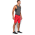 Under Armour Men's HeatGear Armour Core Shorts - Red: Image 4