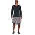 Under Armour Men's CoolSwitch Run Long Sleeve Top - Black: Image 3