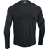Under Armour Men's CoolSwitch Run Long Sleeve Top - Black: Image 2