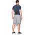 Under Armour Men's Transform Yourself Superman Compression Short Sleeve Shirt - Navy Blue: Image 5
