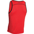 Under Armour Men's Tech Tank Top - Red/Black: Image 2