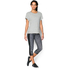 Under Armour Women's Studio Boxy Crew T-Shirt - Grey: Image 3